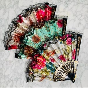 Accessories - Geisha Fashion Fans